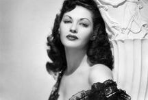Silver Screen Stars / From romantic comedies to dark thrillers, the Golden Age of Hollywood produced some of the world's most unforgettable dapper gents and leading ladies...