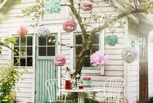 SPRING / Spring, Spring, Spring. All things Spring, pretty, floral, home decor, DIY's and beautiful <3