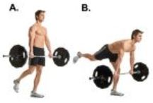 Combos / Target 2 or more major muscle groups with one exercise.