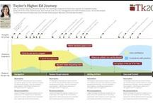 customer journey maps / Customer Journey Mapping examples