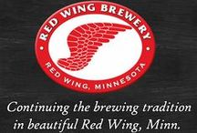 Wine & Beer / Take time to explore the brewery, wineries and bars in Red Wing, MN