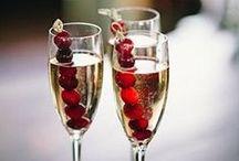 Brindis Navideño / Productos y recetas para preparar un evento navideño familiar, de amigos o de empresa.