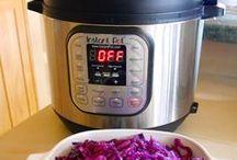 Instant Pot/Schnellkochtopf / Rezepte für den Schnellkochtopf oder Instant Pot. Schnell, einfach, in einem Topf zubereitet.