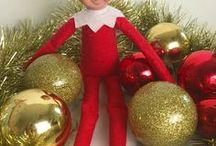 Elf On The Shelf Ideas / www.simplyhappy.com.au  Instagram - simplyhappy_1  Simple activities to inspire your kids to do that don't involve technology at Christmas time. #simplyhappy #simplyhappy_1 #wellnesscoach #elfontheshelf #elfontheshelfideas