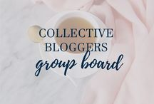Collective bloggers group board / This is a group board for all niches (I kindly ask that you exclude profanity and sexual content) max 5 pins a day, vertical pins only. Please help everyone out by pinning others pins from the board! To join please follow all of my boards and Email caitykauenhofen@gmail.com with a link to your Pinterest as well as the email associated with your Pinterest account!