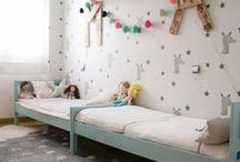 kids rooms / beds