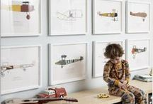 kids rooms / walls&wallpapers