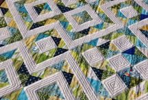Quilt ideas / by Amy Fortier