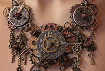 Steampunkery, Costumes, & Other Blasts from the Past / by Cory Neidiger