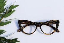 Zac Posen Eyewear / A look into the wonderful world of Zac Posen Eyewear.