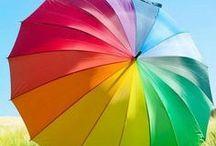 I love you colours