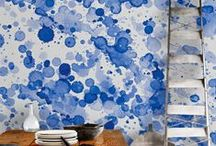 wall paper or paint i like