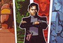 Graphic Novels: Marvel Comics