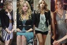 Hanna Marin inspired outfits / Hanna Marin, PLL, Pretty Little Liars, Ashley Benson