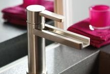 Bathroom Remodeling Ideas / Beautiful sinks and faucets to transforms bathrooms