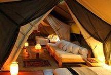 attic spaces