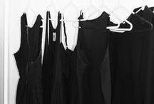 All Black / Because black is best.