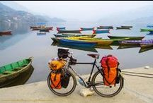 adventure cycling / Wonderful places your bike can take you!