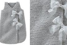 Inspiration tricot / Tutos débutante
