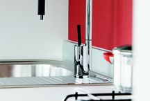 Designer Kitchen Faucets / Collection if luxury, modern, and contemporary designer kitchen faucets. #LuxuryKitchenFaucets#ModernKitchenFaucets#DesignerKitchenFaucets
