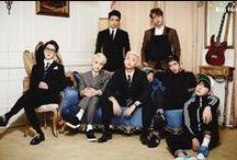Bangtan Boys / #BTS #Jimin #Jungkook #J-Hope #V #Suga #Jin #RapMonster