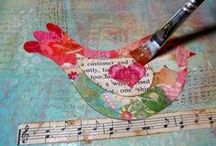 whimsical craft fun / by Amy Flowers