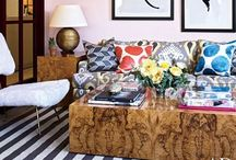 a la Casa / My melange of bohemian, southwestern, modern and comfortable home decor ideas. / by Lisa Perry