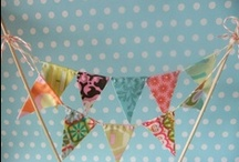 I heart bunting! So what!?