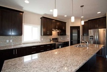 Kitchens / Photos of kitchens in our current listings.