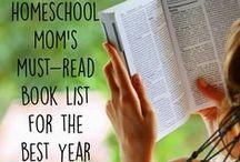 Book Basket for Homeschool