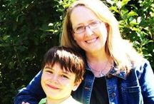 {ben and me blog} / my personal blog for home, homeschool, and reviews. / by Marcy (Ben and Me)