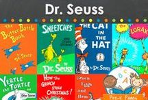 DR. SEUSS / Dr. Seuss learning activities, crafts, printables and resources for young children in your preschool, pre-k, or kindergarten classroom. Green Eggs and Ham, Cat in the Hat, Dr. Seuss Birthday ideas, snacks and more! Visit me at www.pre-kpages.com for more inspiration for early education!  / by Vanessa @pre-kpages.com