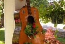 Gardens/ Garden Ideas