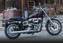 Harley-Davidson Motorcycles / See both the current and past Harley-Davidson® lineup