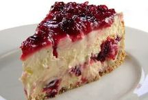 Sweeeet~Cheesecake / by Tamera Sarkozi