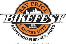 Capital City BikeFest & Motorsports Expo / Motorcycle Bikefest in Raleigh, North Carolina presented by Ray Price Harley-Davidson / Triumph. All bike brands welcomed at this family-friendly biker event.