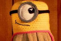 knitting/crocheting ideas / by Linda McCord Roberts