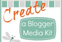 Blogging and Social Media / by Marcy (Ben and Me)