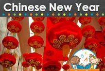 chinese new year / Chinese or Lunar New Year learning activities, crafts, ideas, printables and resources for young children in your preschool, pre-k, or kindergarten classroom. Celebrating the new year with food, snacks, gifts, games, parades and more! Visit me at www.pre-kpages.com for more inspiration for early education! / by Vanessa @pre-kpages.com
