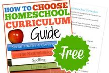 Homeschool: Essential Resources / Our favorite homeschooling resources