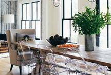 Dining Room / by Julia Dunbar