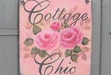 Cottage~Chic / Inspirations for my cottage I would love to have one day.  Please pin all that you like.  Happy Pinning! / by Tamera Sarkozi