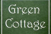 Cottage~Green / by Tamera Sarkozi