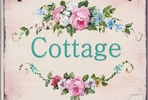 Cottage~Pink / Thanks for stopping by, No Pin Limit. Happy Pinning!! / by Tamera Sarkozi