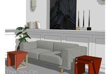 w o o d w o r k   L A B . / interior design - woodworkers - lighting