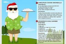 Xmas NZ / We wish you a kiwi christmas