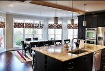 Kitchen Inspiration / Everyone's favorite room in the house