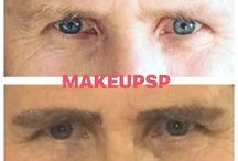 Kaş kontür / MakeupSP