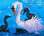 DIY Beaded Animals