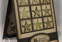 Cards with Stars / by Janne KE
